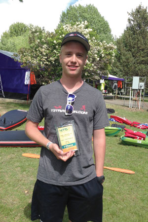 IRON MAN:  Crested Butte's Cameron Curtiss finished his second Half Iron Man race in Grand Junction on Saturday, May 16. The Half Iron Man is a 1.2 mile swim, 56 mile bike and 13.1 mile run.  Cam finished first in his age group of 16-19. courtesy photo