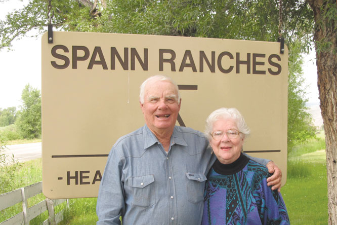 Lee and Polly Spann