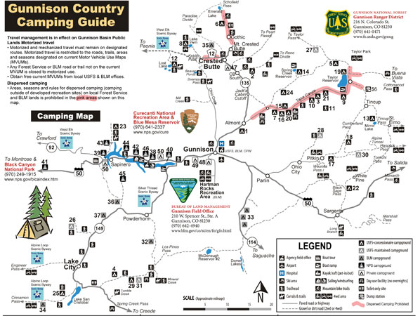 Gothic Valley Camping Regs To Begin June 15 The Crested Butte News