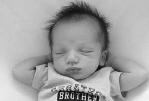 CONGRATULATIONS:  David Lee Dyce was born to Tammy and Cody on July 13 at 7:52 p.m. weighing 5 lbs. 10 oz. and measuring 19 inches.  He joins two-year-old brother, Elijah.  courtesy photo