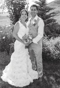 CONGRATULATIONS! Laura Gutierrez and Anthony Perez married on August 12, 2016! They got married at the Wedding Garden in Mt. Crested Butte with a reception following at Butte 66.  ¡Felicidades a Laura Gutierrez y Anthony Perez por su boda el 12 de agosto de 2016! Se casaron en el Wedding Garden de Mt. Crested Butte, seguida por una fiesta en Butte 66.  photo by Brad Yamamoto