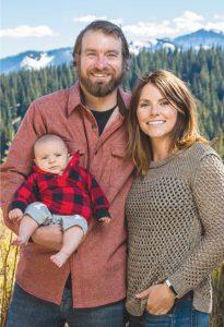 CONGRATULATIONS:  Jack Allan Heinle was born to John and Katie on July 18, 2015 at Gunnison Valley Hospital.  photo by Matt Berglund